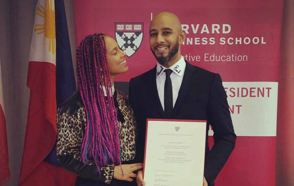 "Who Says You Can't Graduate At 39? From The Bronx To Harvard, ""Swizz Beats"" Did That!"