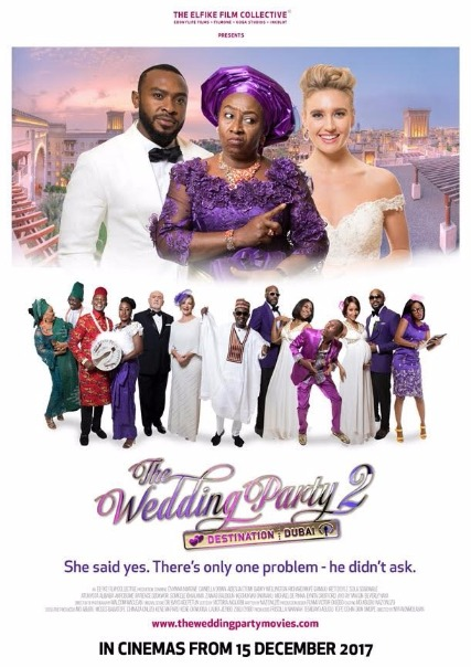 The Drama Just Got Crazier As The New Trailer For The Wedding Party 2 Is Released!