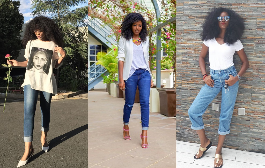 White Tees? Here's How To Style Them!
