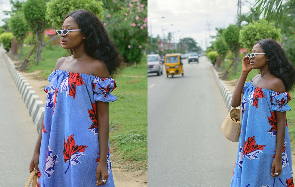 Style With The Average Nigerian Girl – Shifting With Ankara!