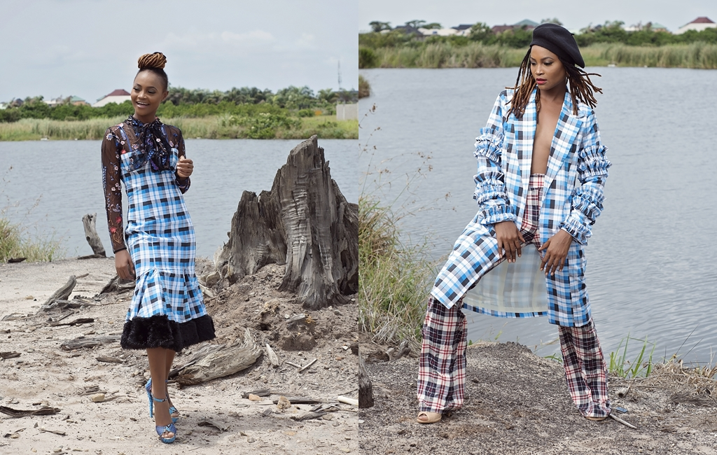 Ekaz Signatures 'After Harmattan' 2019 Collection Features BBNaija 2017 Star, Marvis