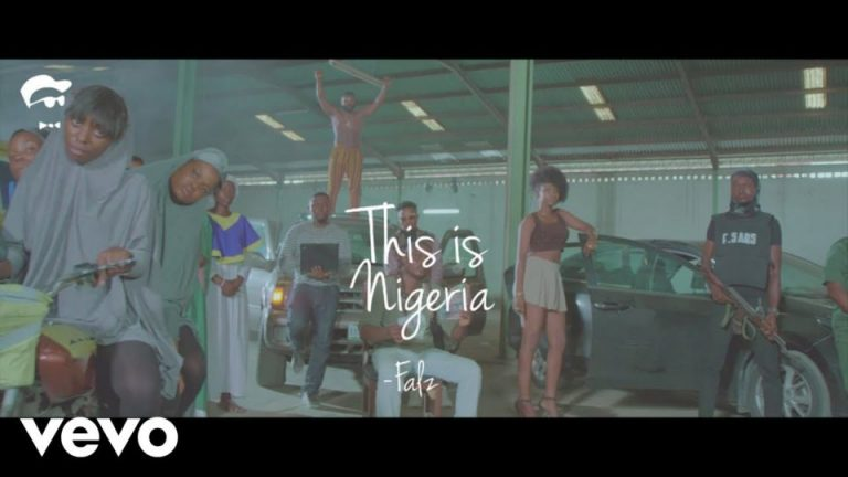 Entertainment: Falz's This Is Nigeria Video