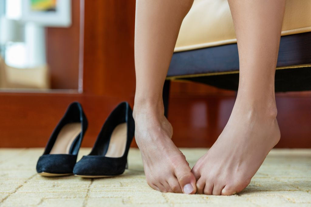 Kamdora Health: How To Prevent Stinky Feet