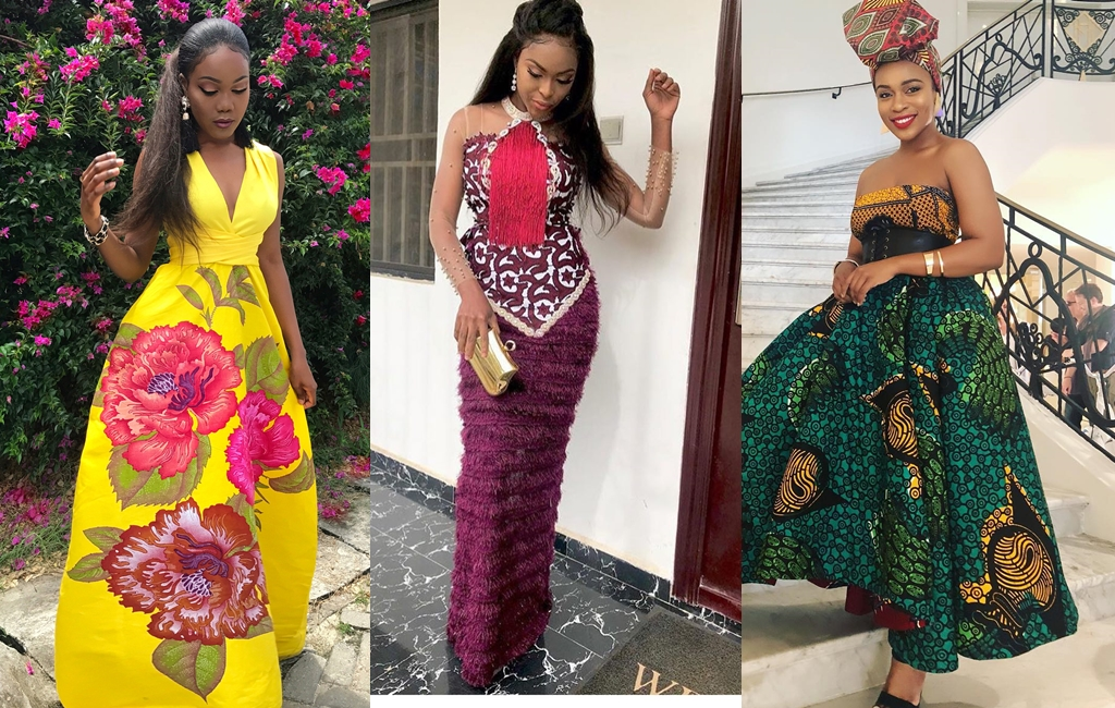Ankara Styles #464: 7 Fabulous Ankara Dresses That Red Carpet Worthy!
