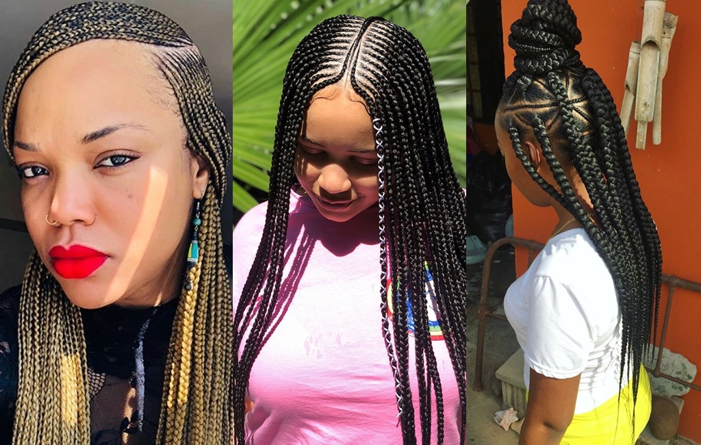 Braids Alert! These 8 Braids Hairstyle Will Get You Booking Your Next Hair Appointment!