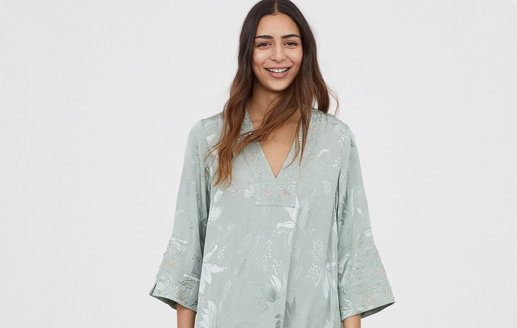 H&M Releases Their First Modest Clothing Collection This Spring!