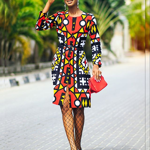 Ankara Styles #462: Stepping Up Your Game With Ankara!