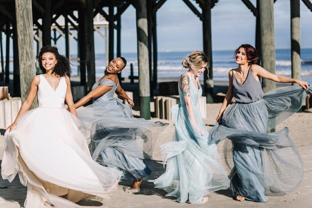Wedding Series: How To Pick The Perfect Bridesmaid