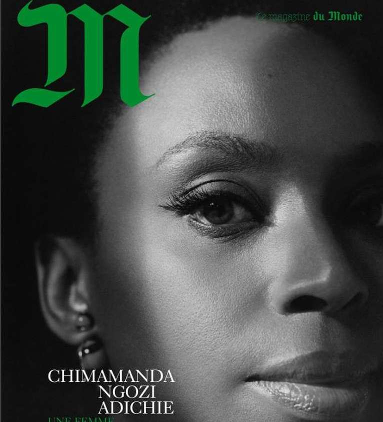 Chimamanda Ngozi Adichie Stuns On The Cover M Magazine's Latest Issue
