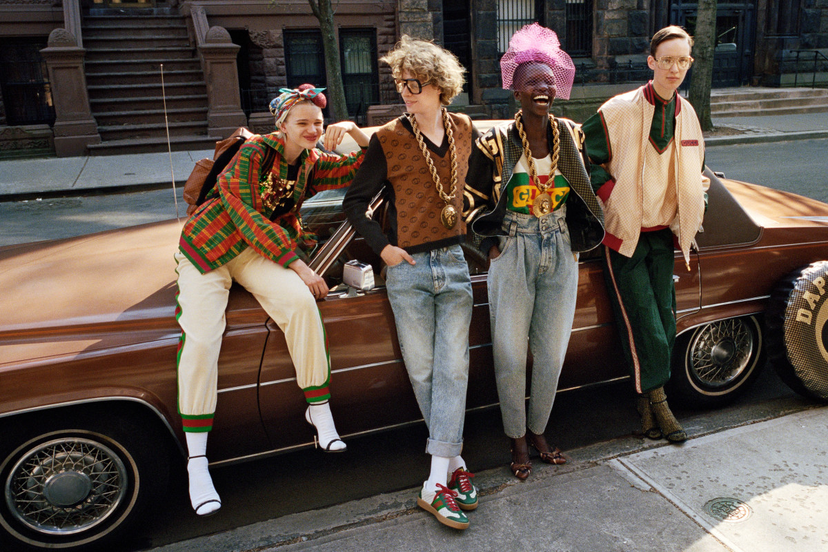 Gucci & Dapper Dan's First Collection Is A Must Have