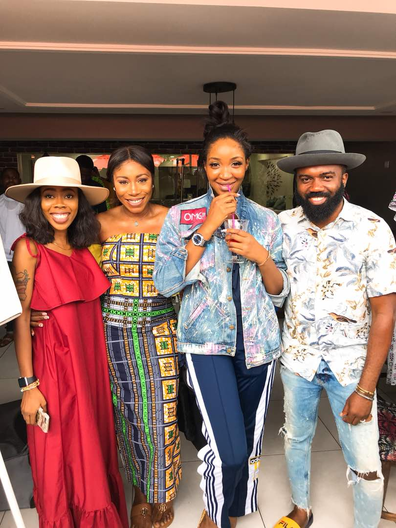 All The Fun Pictures from The Derin From Isale-Eko Closet Sale