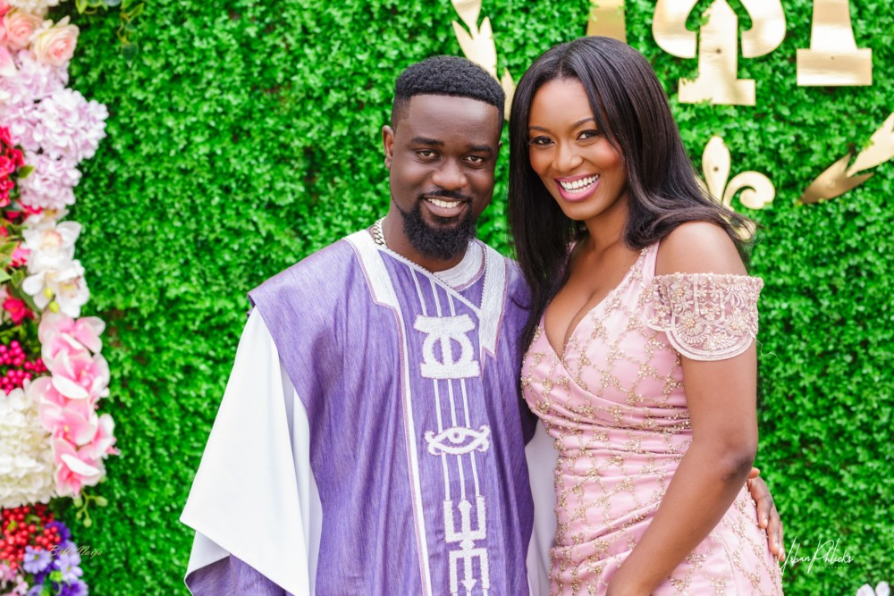 Ghanian Rapper, Sarkodie, Has Gotten Married To Tracy Sarkcess