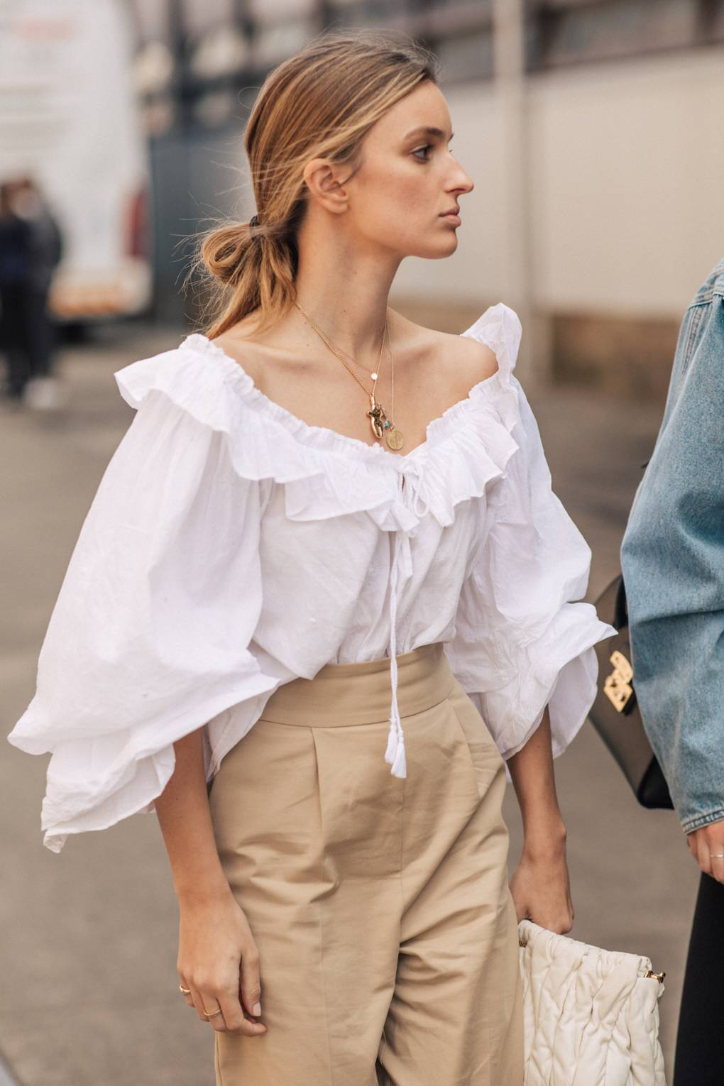 6 Ways To Wear A White Blouse This Summer!