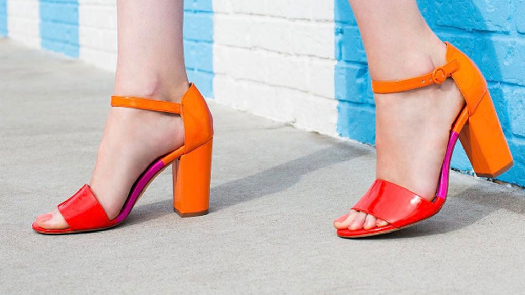 5 Colourful Heels You Must Rock This