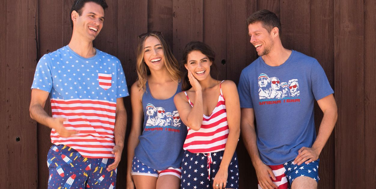 5 Styles To Rock On 4th Of July