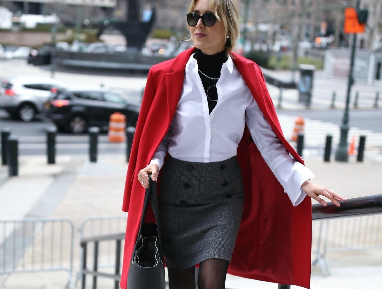 Style Request: 5 Ways To Wear Red With Your Outfit