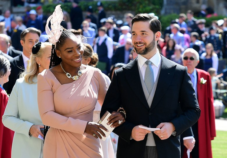 Alexis Ohanian Takes Wife Serena Williams To Venice Because She Wanted Italian Food