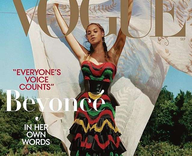 5 Lesson's To Learn From Beyonce's Vogue September Issue