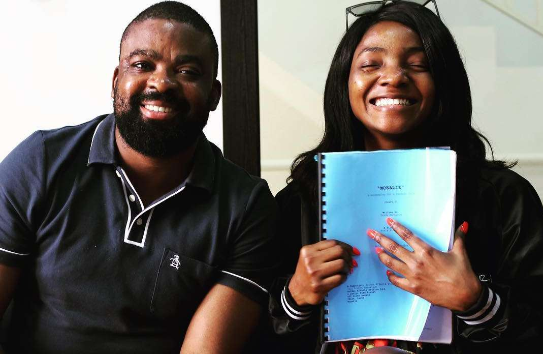 Simi To Star In Mokalik By Kunle Afolayan
