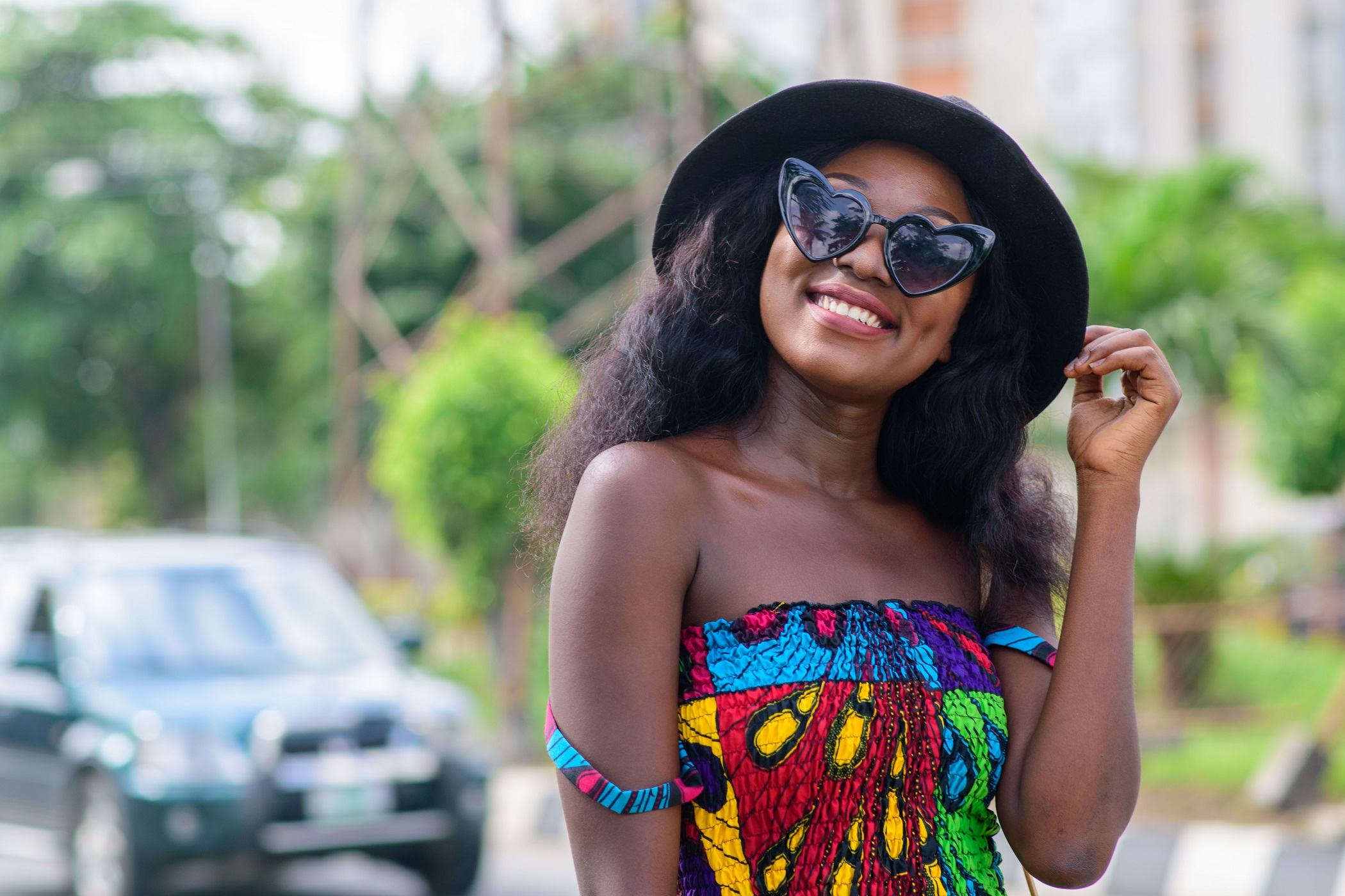 Style With The Average Nigerian Girl: Ankara Print Party!