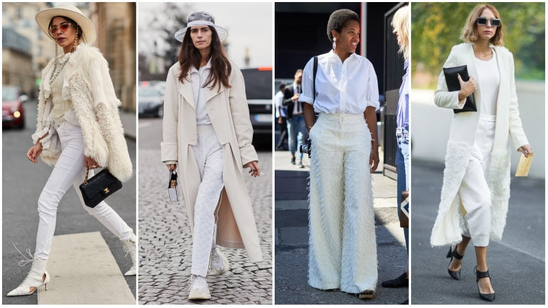 Classy White Pant Outfit Ideas For Any Occasion