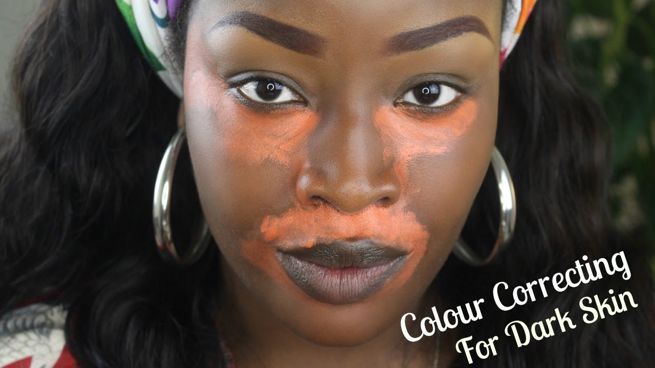 How To Colour Correct Your Skin before Applying makeup!