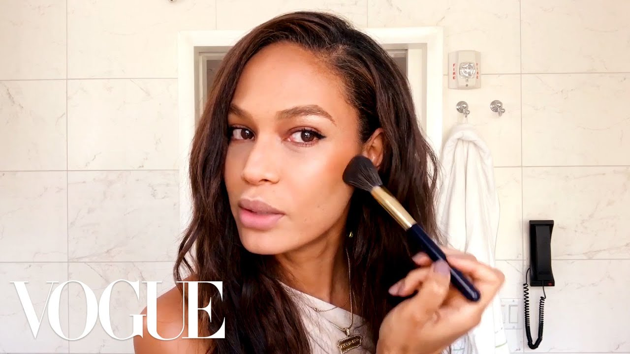Watch Joan Smalls' Guide To Sculpting- Not Contouring