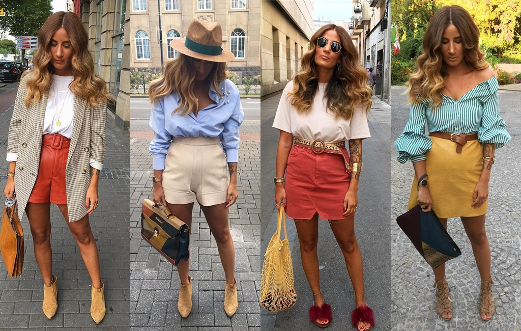 Sila Tata Instagram Feed Is A Perfect Style Guide To Wearing Shorts & Minis