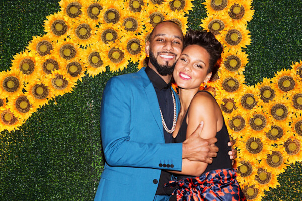 Alicia Keys And Swizz Beatz Celebrate Their 8th Wedding Anniversary