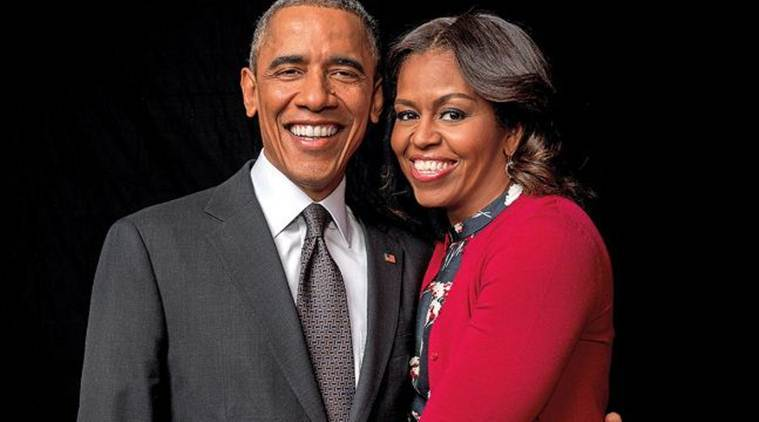 Michelle Obama Wishes Her Husband Barack Obama A Happy Birthday