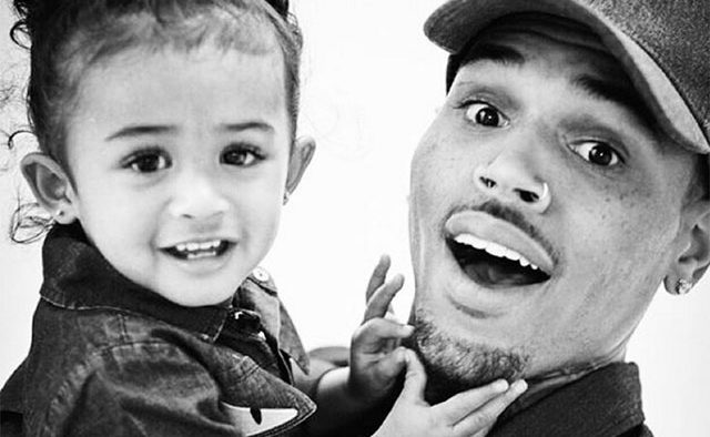 Chris Brown And Baby Mama In War Over Child Support