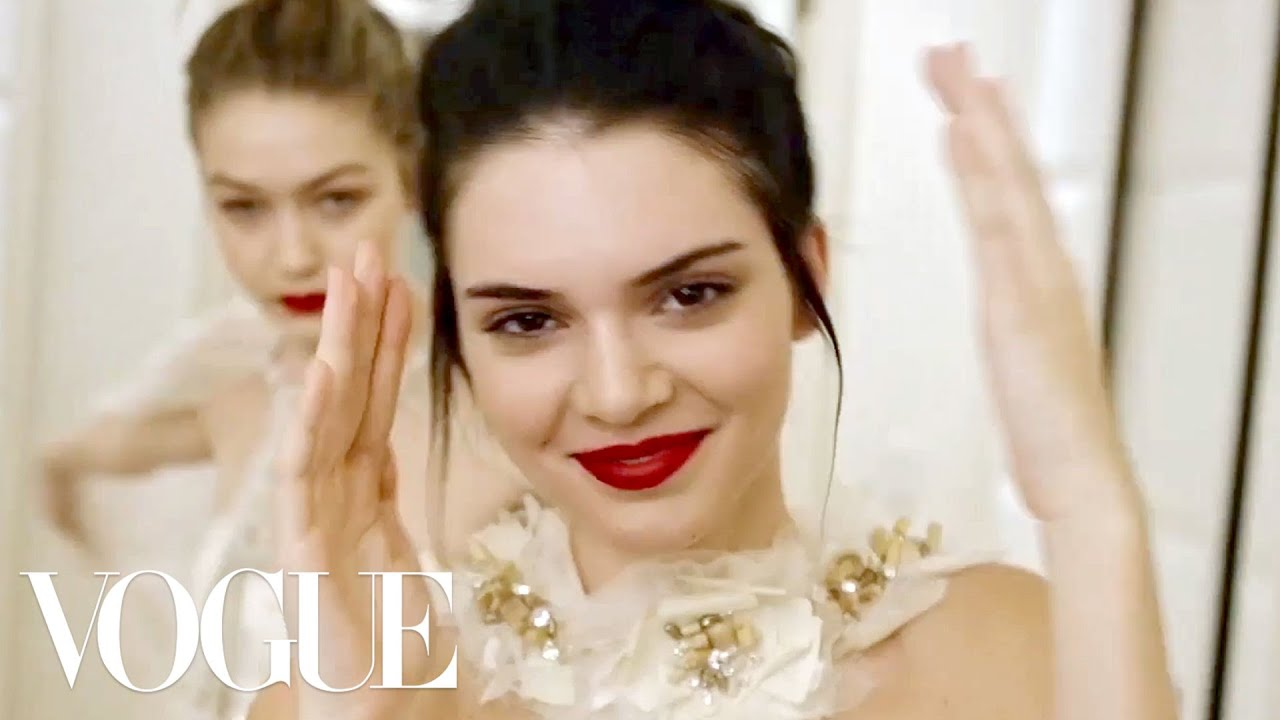 Check Out Kendall Jenner's Best Moments With Vogue