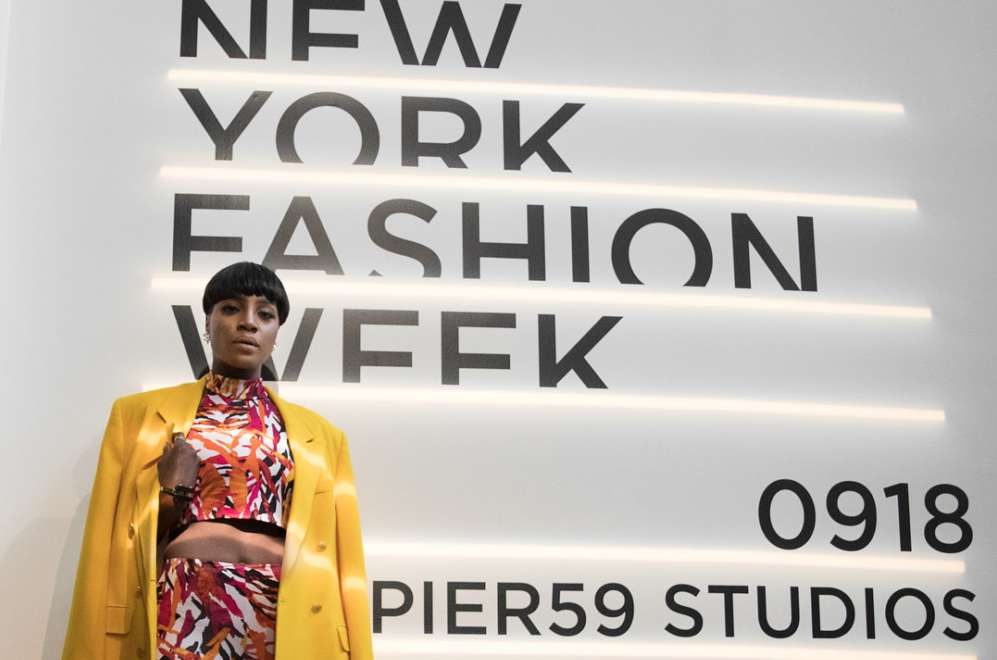 #NYFW 2018: Seyi Shay Steps Out In Style And Class