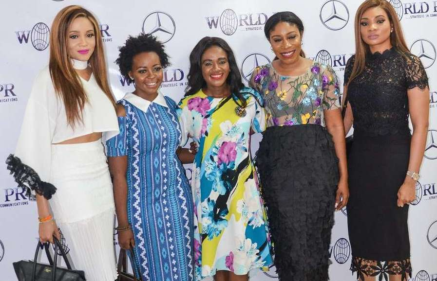 Beauty Meets Fashion, Art And Entertainment At The 2nd Annual World PR Beauty Business Week