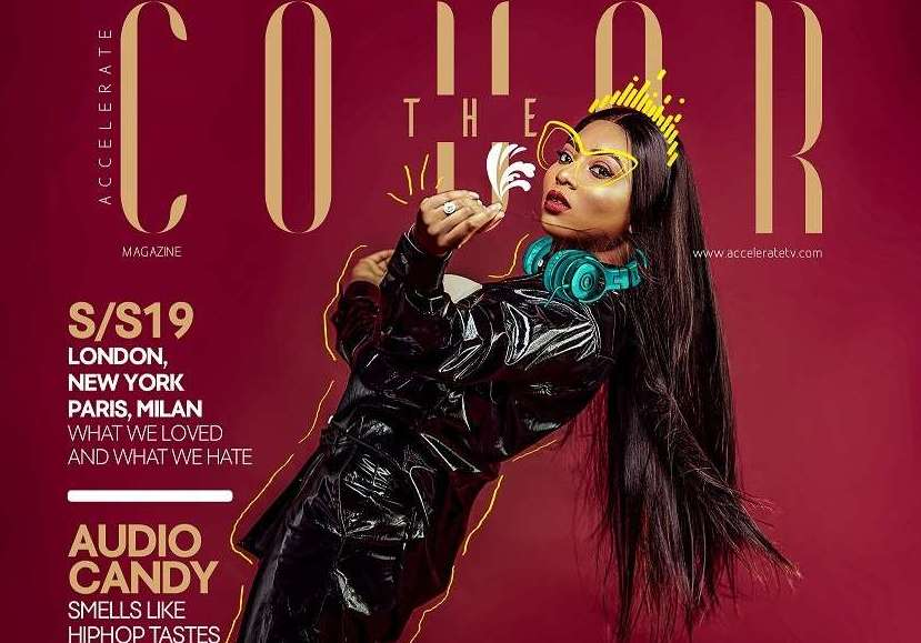 Stephanie Coker Is The Cover Star For The Cover Magazine's October 2018 Issue