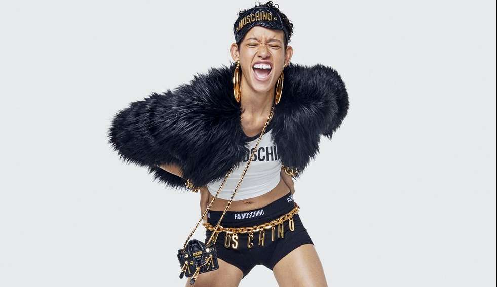 Pictures Of Our Favourite Looks in the Moschino x H&M Collection