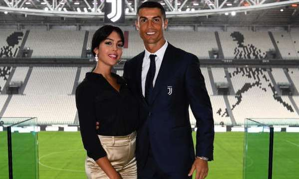 Wedding Bells! Cristiano Ronaldo is engaged to Georgina Rodriguez