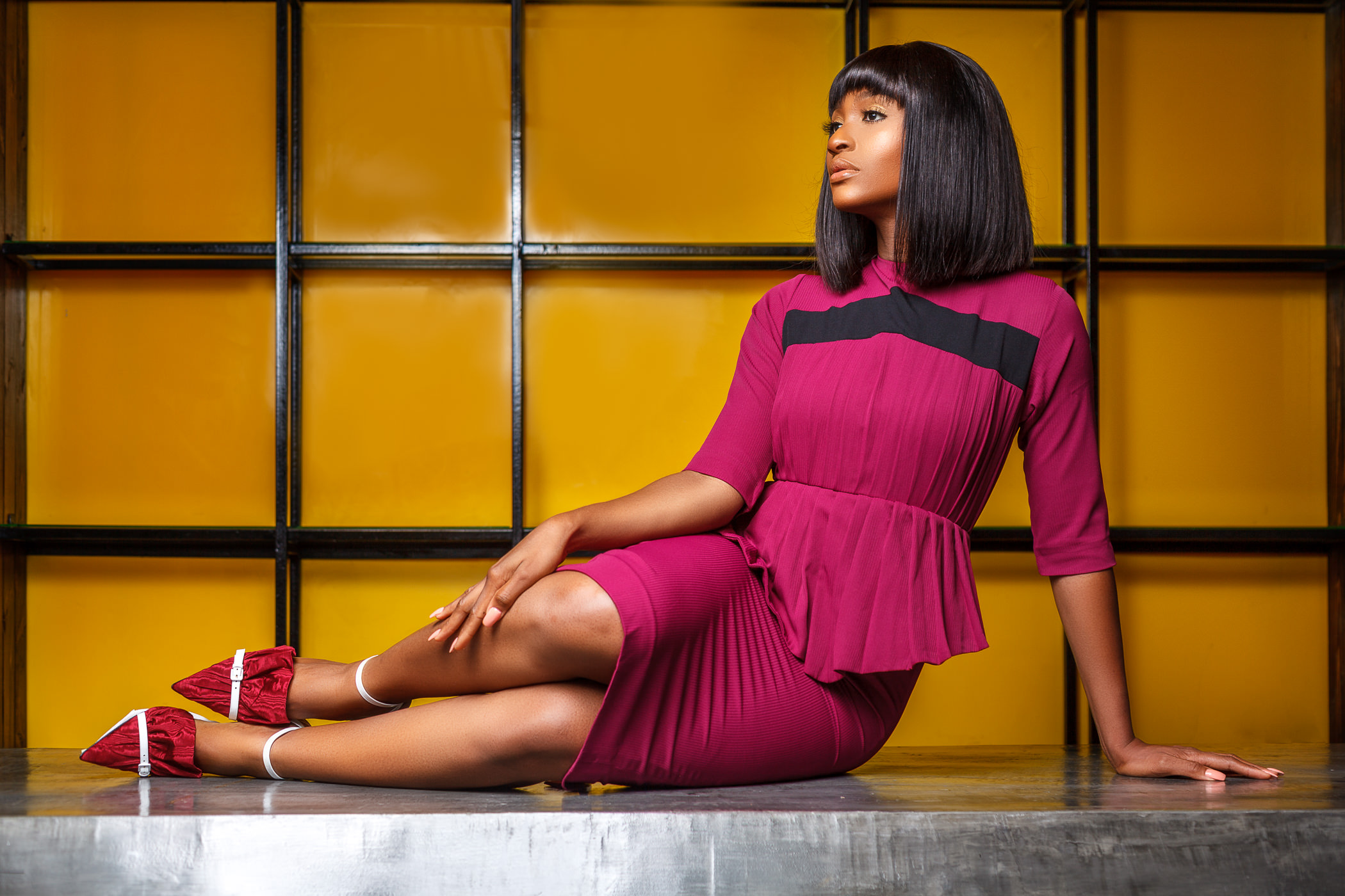 Powede Awujo Is The Lady in Line For Lady Biba's New Campaign