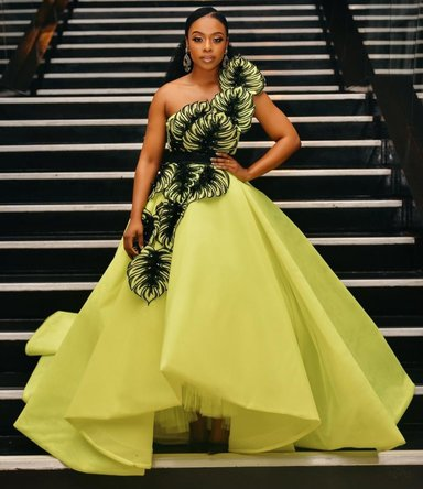 The Wedding Guest Look Book: Nomazamo Mbatha, Jackie Appiah, Alex And Others Inspire Our Next Wedding Guest Outfit
