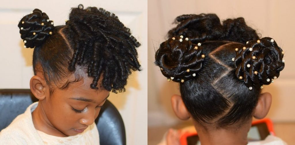 Make These Super Cute Hairstyles For Your Children This