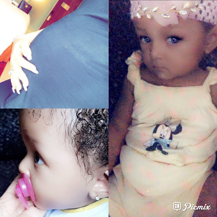 BBN Gifty Powers Reveals Daughter As She Celebrate Her First Birthday