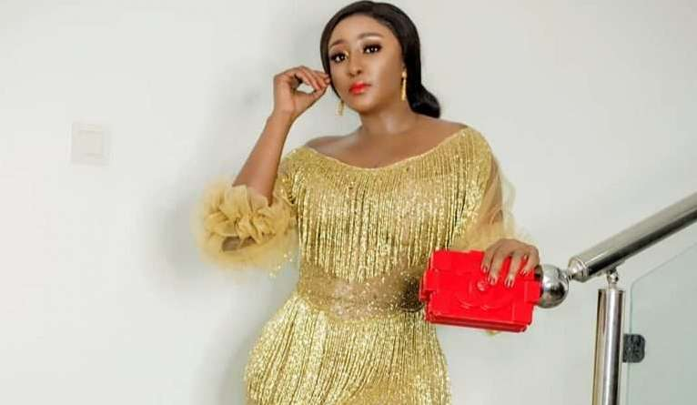 Aso Ebi Styles #142: 4 Times Ini Edo Served Us An Inspiration