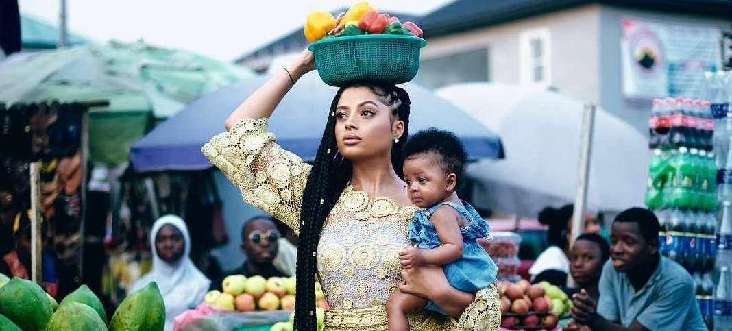 Lola Rae And Sky Give Us Mother And Daughter Goals In New Pictures