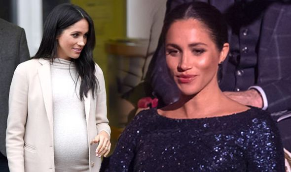 The Maternity Look Book: Meghan Markle And Pregnant!