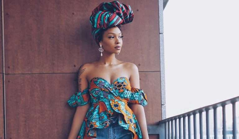Ankara Styles #464: Fashion Blogger Olaj Arel Serves Us Some Inspiration!