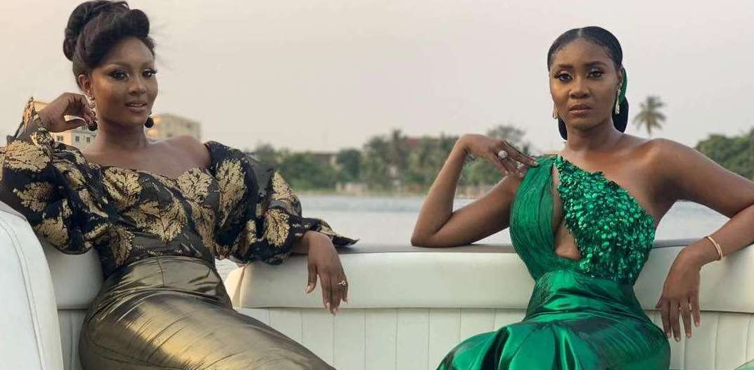 Wedding Guest Inspiration: Toni Tones And Osas Outfits At The 2019 Film Gala Is All We Need To Slay This Year!