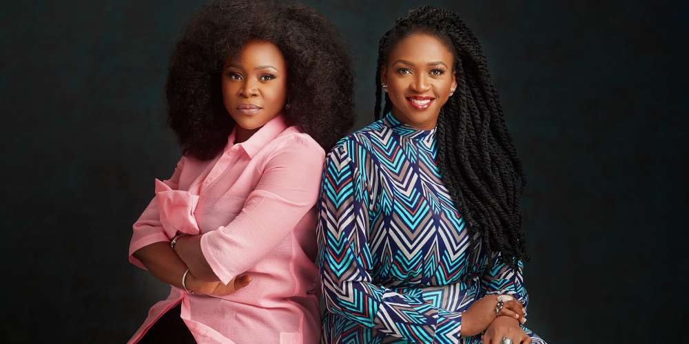 """Friendship Goals: Omawumi And Waje Have Launched """"Hermanes Media"""""""