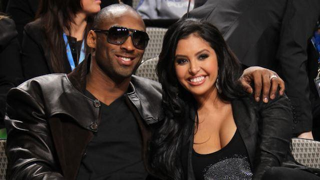 Kobe Bryant And His Wife, Vanessa Are Expecting Baby Number 4