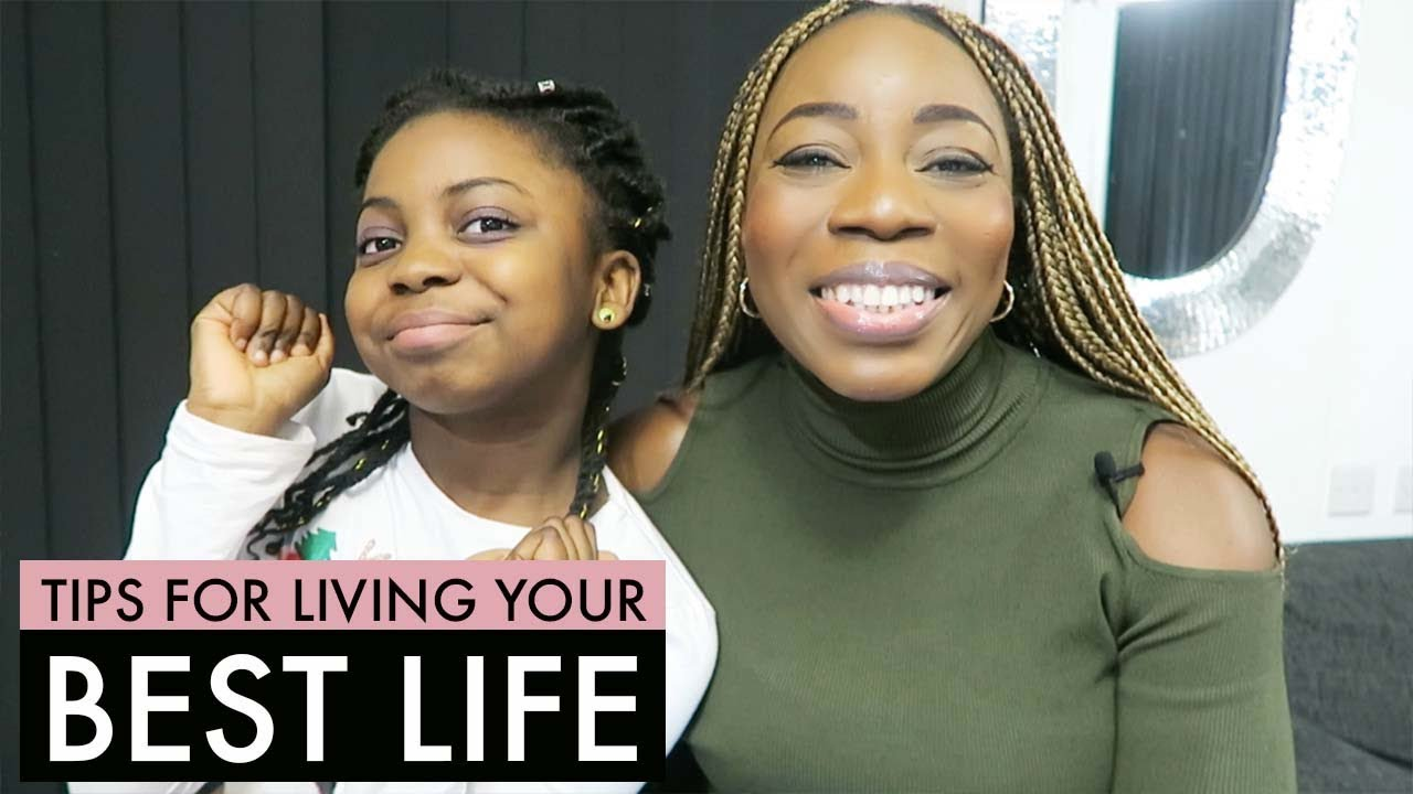 Teefah Shares 9 Tips On 'How To Live Your Best Life In 2019' in New Vlog