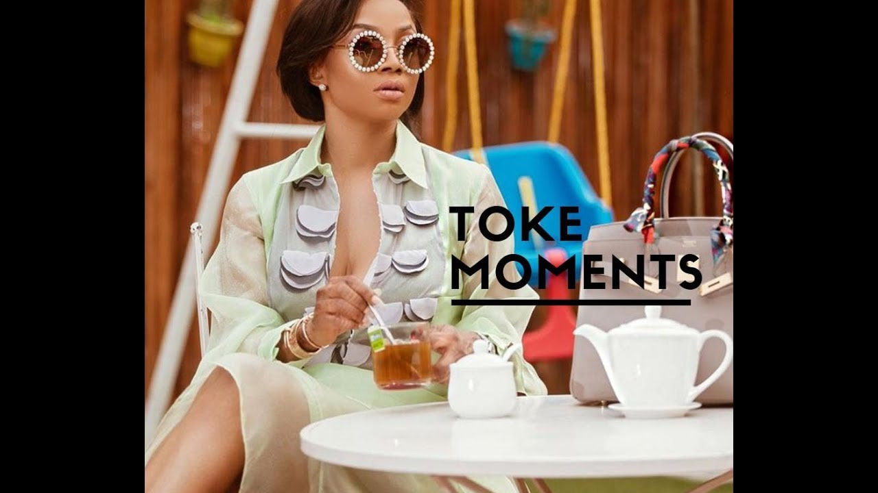 Toke Moments: Watch Toke Makinwa Answer Some Really Personal Questions In New VLog